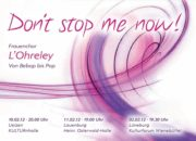 Don't Stop Me Now 2012